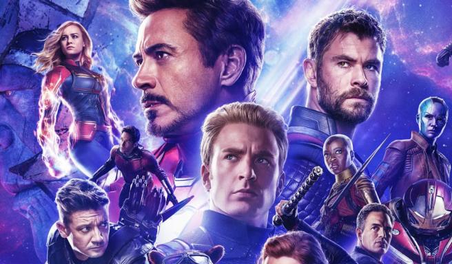 Avengers Endgame Courtesy of Disney.com