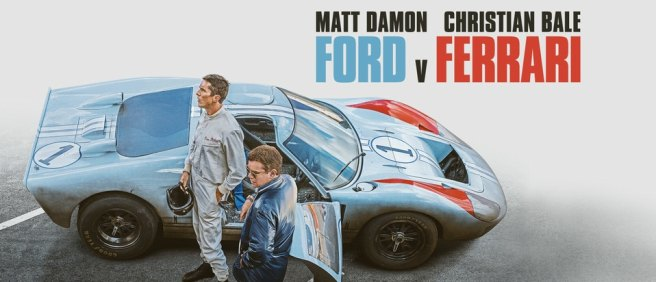 Ford v Ferrari Courtesy of 20th Century Studios