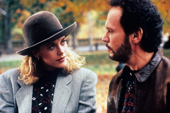 When Harry Met Sally Courtesy of Columbia Pictures