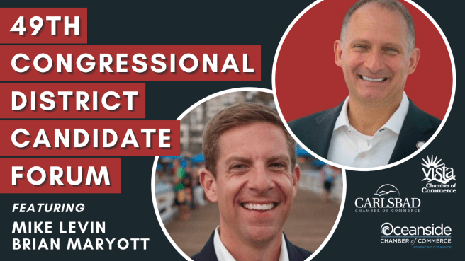 49th Congressional District Candidate Forum October 7 2020