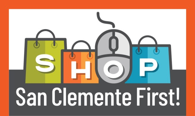 Shop San Clemente First Holiday Guide December 2020