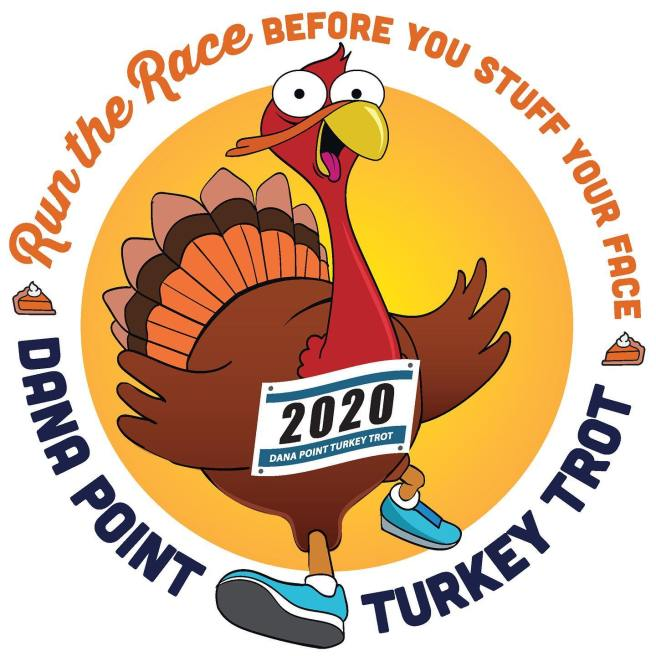 Dana Point Turkey Trot Thanksgiving Thursday November 26 2020