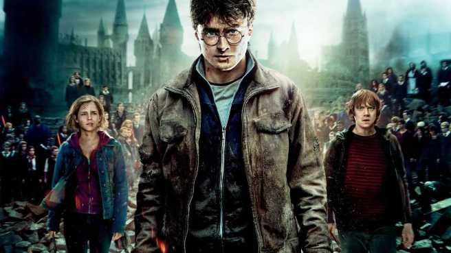 Harry Potter and The Deathly Hallows Part 2 Courtesy of Warner Brothers Pictures