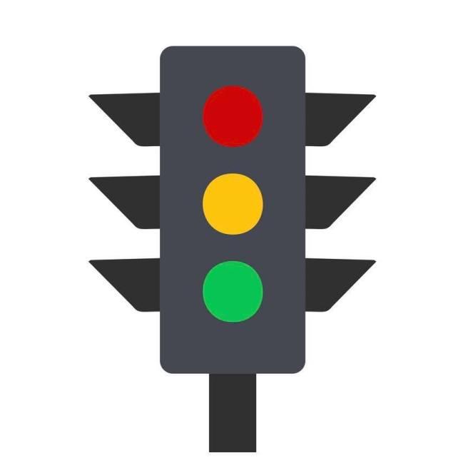 Traffic Light Courtesy of The City of Dana PoInt