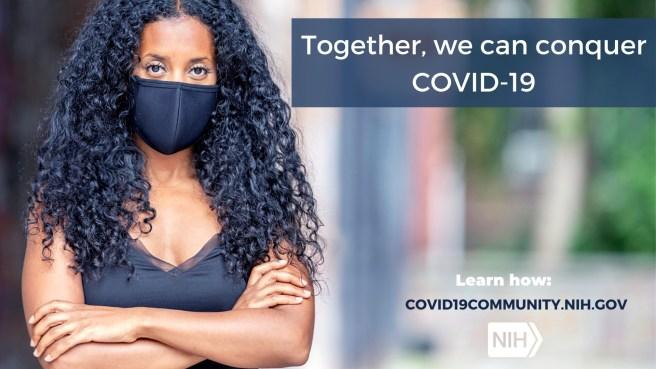 COVID-19 PSA Courtesy of NIH.gov