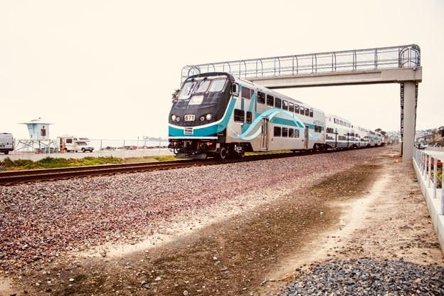 OCTA Metrolink Dana Point Railtrack Extenstion Meeting February 24 2021 Courtesy of OCTA