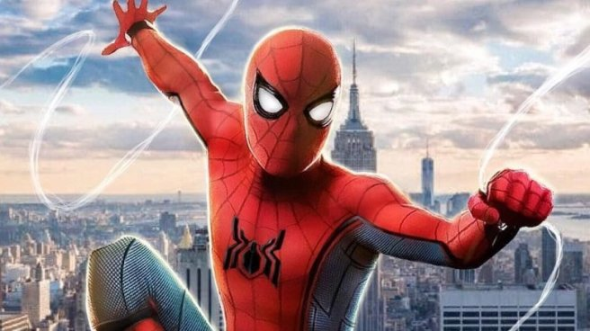 Spiderman Far From Home Courtesy of Sony Pictures