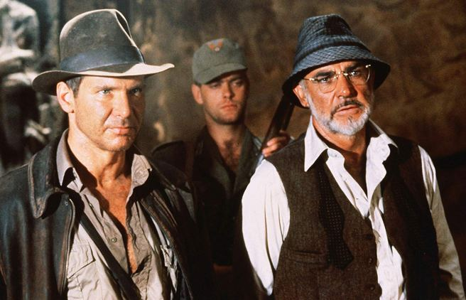 Indiana Jones and The Last Crusade Courtesy of LucasFilm.com