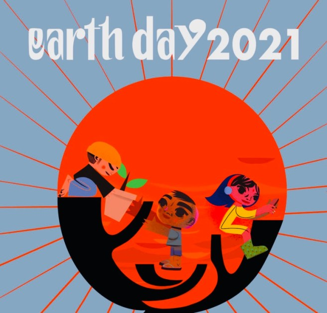 #EarthDay2021 Courtesy of EarthDay.org