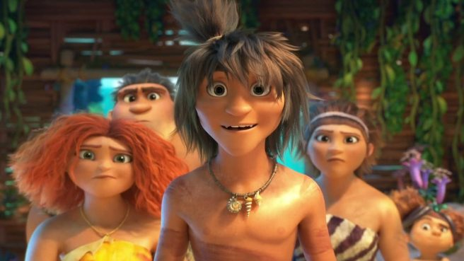 The Croods - A New Age Courtesy of Dreamworks