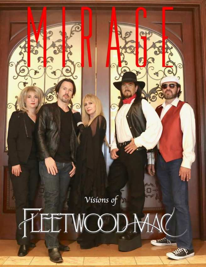Mirage Visions of Fleetwood Mac Courtesy of miragetribute.com