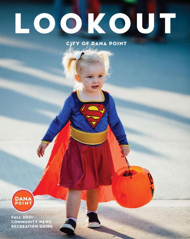 Dana Point California Fall 2021 Lookout Magazine