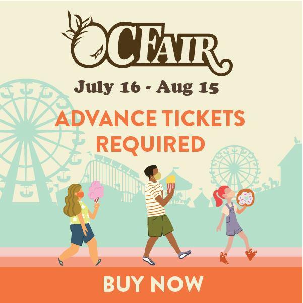 Orange County Fair 2021