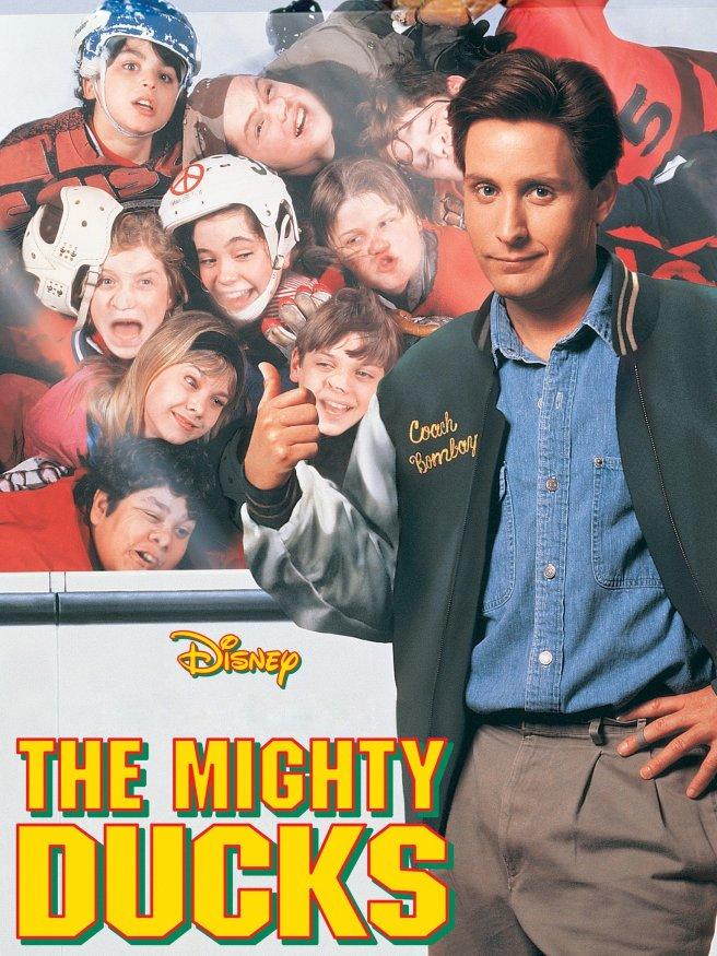 The Mighty Ducks Courtesy of Disney.com