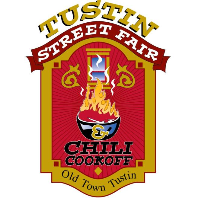 Tustin Street Fair and Chili Cookoff Sunday August 15 2021