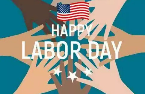 Happy Labor Day Courtesy of Caltrans District 8