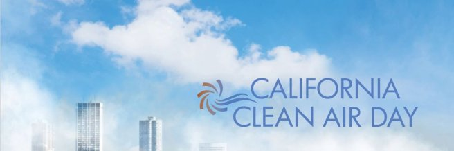 California Clean Air Day Wednesday October 6 2021
