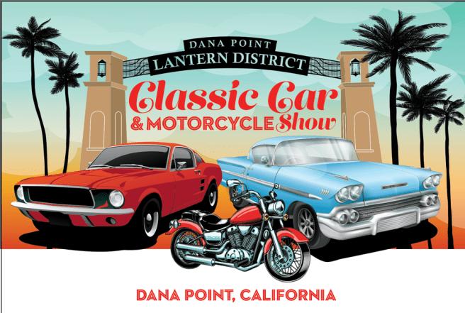 Dana Point Classic Car & Motorcycle Show Sunday October 17 2021