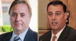 Challenger Thomas Schiliro, left, and incumbent Assemblyman Anthony Palumbo will debate on Sept. 29
