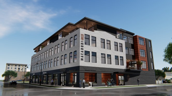 Macaroni Lofts Becoming A Reality In