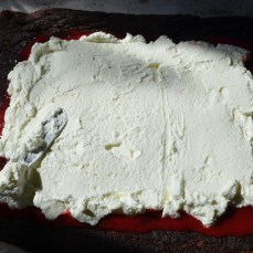 then whippped cream layer