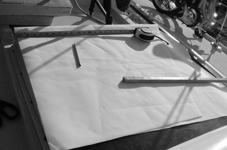 Canvas parts