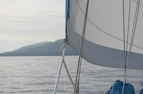 from Thetis Island to Maple Bay