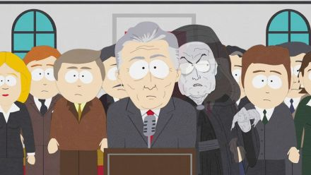 Image result for well just use the republicans south park sith