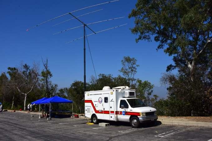 7 JPL van full antenna