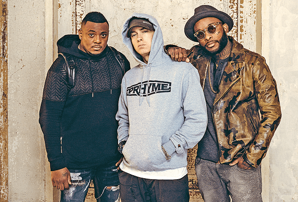 New Interview: Royce Da 5'9″ Says Eminem Is Busy In The Studio Doing Something, Talks PRyme 2 & More