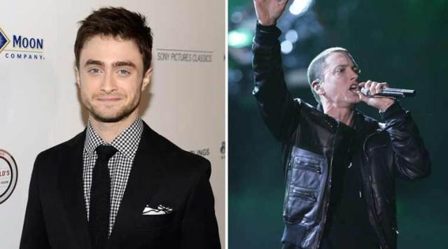 New Interview: Daniel Radcliffe Explains Why He Is Fascinated by Eminem's Music