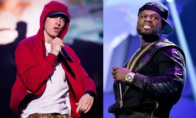 """New Interview – 50 Cent: """"Eminem's different, he's special"""""""