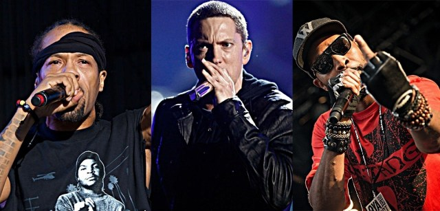 RZA, Redman & Dj Mathematics Gain Another Level of Respect for Eminem After BET Freestyle (Full Interviews)