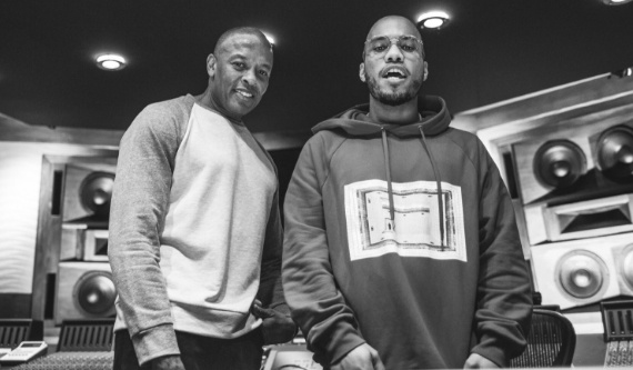 "Anderson  Paak says him and Dr  Dre has ""65,000 songs in the"