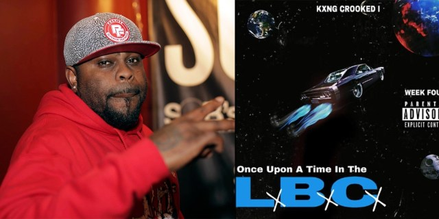 """New Song: Kxng Crooked – """"Once Upon A Time In The LBC"""""""