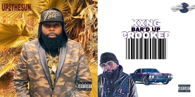 """New Songs: Knxg Crooked – """"Bar'd Up"""" & """"Up2TheSun"""""""