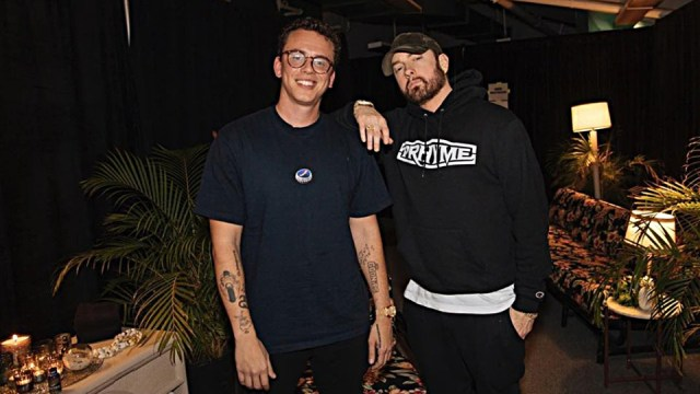 "Logic & Eminem's ""Homicide"" hits #1 on iTunes Top Hip-Hop Songs chart"