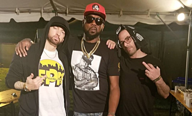 """Listen to New Song Snippet: Conway The Machine -""""Bang"""" ft. Eminem !"""