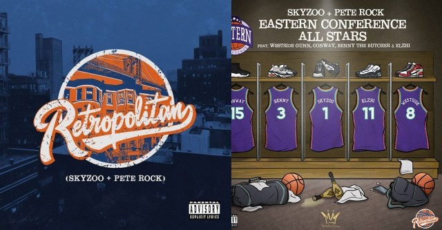"""New Song: Skyzoo & Pete Rock – """"Eastern Conference All-Stars"""" ft. Westside Gunn, Conway, Benny & Elzhi"""