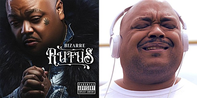 """Bizarre's drops """"Lose Weight"""" single, """"Rufus"""" album is now available for pre-order!"""