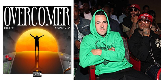 """Royce 5'9″ disses Yelawolf in a new song """"Overcomer,"""" featuring Westside Gunn"""