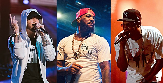 The Game says only Eminem or Jay Z collab tempts him to come out of retirement