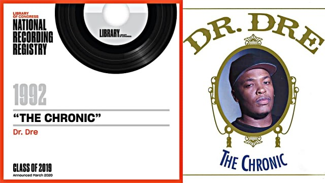 """Dr. Dre's """"The Chronic"""" is now inducted in Library of Congress"""