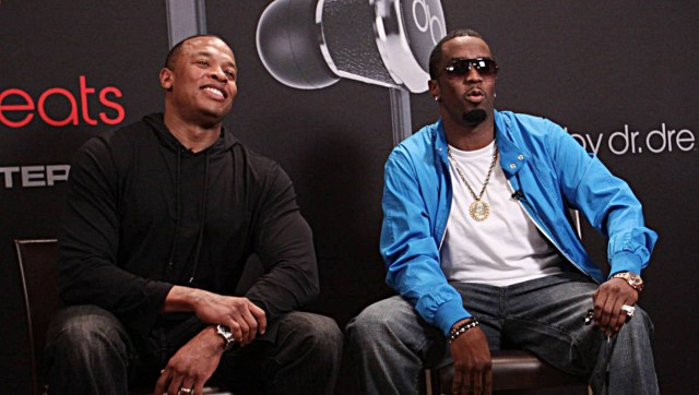 WATCH: Diddy says he's in talks with Dr. Dre for a beat battle