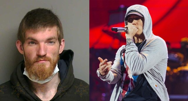 Eminem's home invader admits he was there to kill him