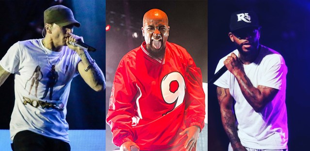 "Tech N9ne shouts out Eminem & Royce 5'9″ on a new song ""I Think"""