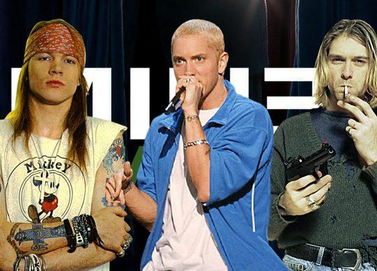 eminem-curt-cobain-axl-rose-billboard-200-record