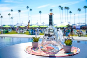 San Diego Margarita Fest VIP Area