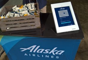 Alaska Airlines Spin to Explore