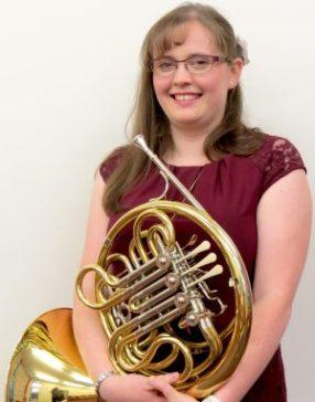 Ellie Wagstaff - Horn